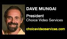 Digital Production Buzz - Dave Mungai, Choice Video Services