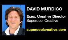 Digital Production Buzz - David Murdico, Supercool Creative