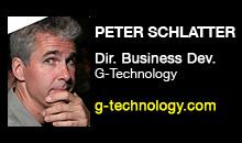Digital Production Buzz - Peter Schlatter, G-Technology