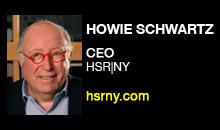 Digital Production Buzz - Howie Schwartz, HSR NY