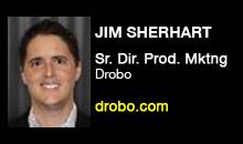 Digital Production Buzz - Jim Sherhart, Drobo