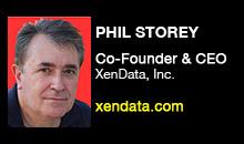 Phil Storey, XenData, Inc.