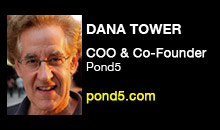 Digital Production Buzz - Dana Tower, Pond5