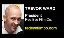 Digital Production Buzz - Trevor Ward, Red Eye Film Co.