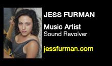 Digital Production Buzz - Jess Furman, Sound Revolver