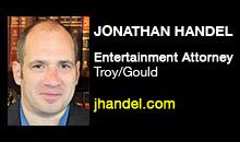 Jonathan Handel, Troy/Gould