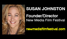Digital Production Buzz - Susan Johnston, New Media Film Festival