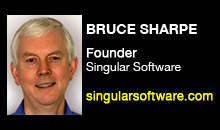 Digital Production Buzz - Bruce Sharpe, Singular Software