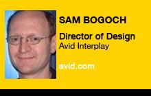 2010 GV Expo - Sam Bogoch, Avid Interplay