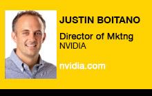 2012 NAB Show - Justin Boitano, NVIDIA
