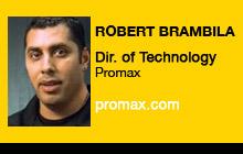 2011 DV Expo - Robert Brambila, Promax