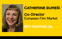 2012 Berlinale - Catherine Buresi, European Film Market