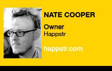 2012 SXSW - Nate Cooper, Happstr