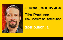 2011 DV Expo - Jerome Courshon, The Secrets of Distribution