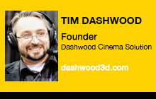 2012 NAB Show - Tim Dashwood, Dashwood Cinema Solution