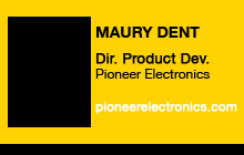 2010 GV Expo - Maury Dent, Pioneer Electronics