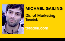 2011 GV Expo - Michael Gailing, Teradek