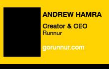 2012 SXSW - Andrew Hamra, Runnur