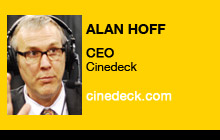 2011 NAB Show - Alan Hoff, Cinedeck