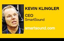 2011 NAB Show - Kevin Klingler, SmartSound