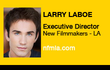 2011 DV Expo - Larry Laboe, New Filmmakers LA