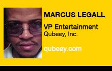 2012 SXSW - Marcus LeGall, Qubeey