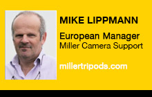 2012 NAB Show - Mike Lippmann, Miller Camera Support