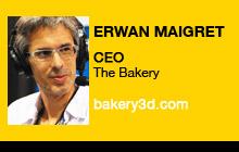 2011 NAB Show - Erwan Maigret, The Bakery