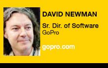 2012 NAB Show - David Newman, GoPro