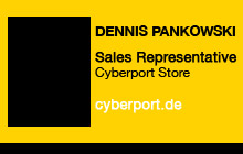 2012 Berlinale - Dennis Pankowski, Cyberport Store