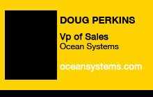 2010 GV Expo - Doug Perkins, Ocean Systems