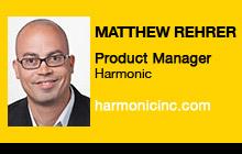 2011 DV Expo - Matthew Rehrer, Harmonic