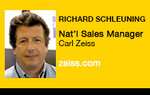 2012 NAB Show - Richard Schleuning, Carl Zeiss