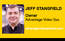 2011 NAB Show - Jeff Stansfield, Advantage Video Systems