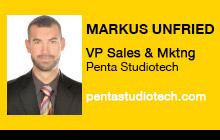 2012 NAB Show - Markus Unfried, Penta Studiotech