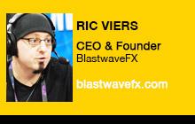 2012 NAB Show - Ric Viers, BlastwaveFX