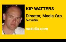 2011 NAB Show - Kip Watters, Nexidia