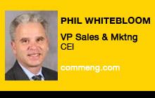 2010 GV Expo - Phil Whitebloom, CEI, Communications Engineering, Inc.