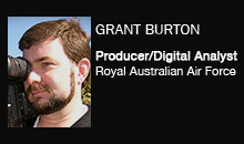 Grant Burton, Royal Australian Air Force