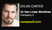Dylan Carter, Company 3