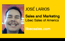 Jose Larios, Libec Sales of America