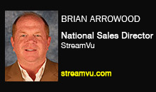 Brian Arrowood, StreamVu