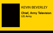 Kevin Beverley, Army Television