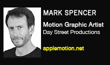 Mark Spencer, Day Street Productions