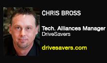 Chris Bross, DriveSavers