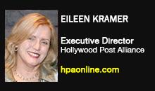 Eileen Kramer, Hollywood Post Alliance