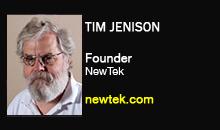 Tim Jenison, NewTek