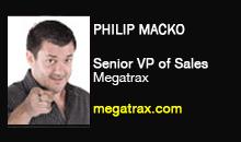 Philip Macko, Megatrax